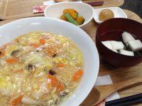 290117⑳海老と野菜のあんかけ飯