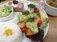 290214⑳鮭&ブロッコリーマヨ和え