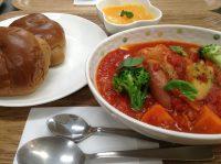 290216⑳チキンと野菜のトマト煮