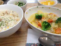 290207⑳チキンと野菜のカレー煮