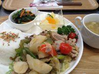290219⑮豚肉&長芋ザーサイ炒め