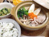 290228⑳胡麻味噌豆乳鍋