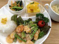 290325⑮海老&野菜のマヨ炒め