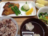 290320⑮カジキの竜田揚げ&赤飯