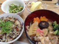 290306⑳治部煮&ひじきご飯