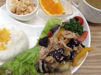 290527⑮豚肉&茄子の味噌炒め