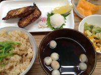 290616⑳カジキの竜田揚げ&炊込みご飯