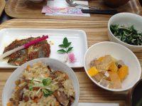 290623⑳アジの味噌マヨ焼き&炊込みご飯