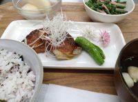290802⑳太刀魚の味噌焼き