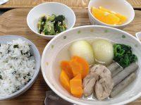 290721⑳根菜&鳥肉の韓国風ポトフ