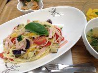 290703⑳夏野菜の冷製パスタ